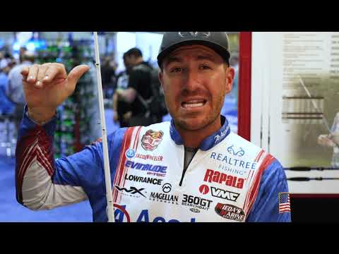 ICAST 2019 | Jacob Wheeler Talks Duckett Rods