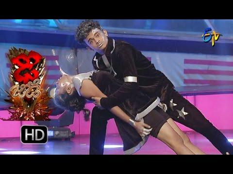 Sanketh and Priyanka Performance – Dhee Jodi - 3rd August  2016 – ETV Telugu