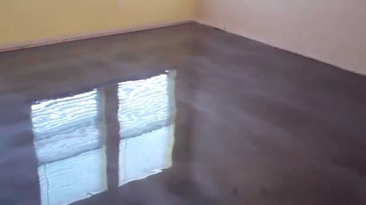 Titanium Reflector Enhancer Floors Contemporary Alternative To Acid Stained Concrete Youtube