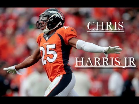 Chris Harris Jr Creeping Highlights Hype Tape Broncos Country
