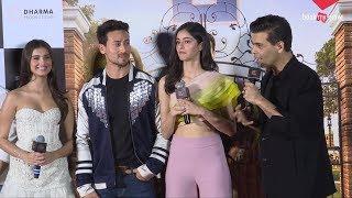 Student Of The Year 2 Trailer Launch | Highlights | Tiger Shroff | Tara | Ananya | Punit Malhotra