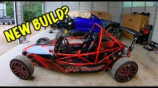 BUILDING A SUPERCHARGED CUSTOM KIT CAR!