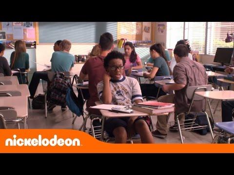 100 Cosas Para Hacer Antes de High School | Entrenando | Nickelodeon en Español