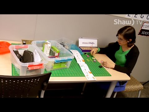 Vancouver Island Regional Library's Creative Commons - Shaw TV Nanaimo
