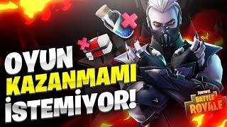 OYUN KAZANMAMI İSTEMİYOR (Türkçe Fortnite)
