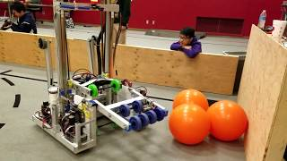 Shall We Dance - 2019 CPR 3663 Practice Robot