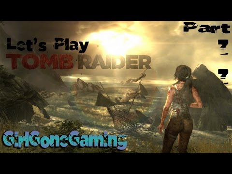 Let's Play Tomb Raider [Blind] Part 33 - The End of the Beginning -