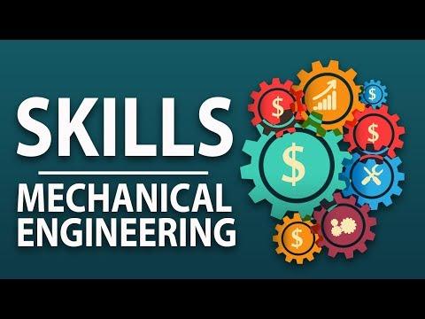 5 Most Important Skills For A Mechanical Engineer To Succeed Mechanical Engineering Skills Youtube