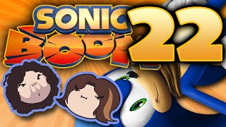 Sonic Boom: Unfinished - PART 22 - Game Grumps