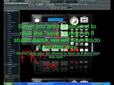fl studio demo version