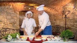 Rączka gotuje - grochówka częstochowska i królik duszony w winie