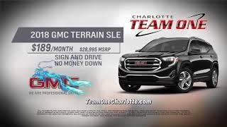 TEAM ONE Sign&Drive BUICK GMC FEB 2018