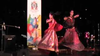 Rangeelo maro dholna: Bollywood dance performance