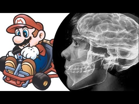 Playing Video Games Helps The Brain!