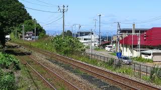 2017.09.03 特急ニセコ号 本石倉駅通過