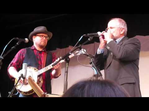 Orange Blossom Special, Buddy Greene and Ron Block live in Shipshewana