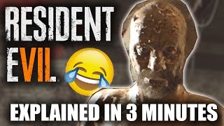Resident Evil 7 - Sarcastic Game Reviews