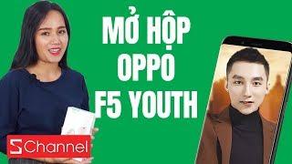 Mở hộp OPPO F5 Youth: Giá rẻ hơn, vẫn camera AI selfie đẹp không tì vết!