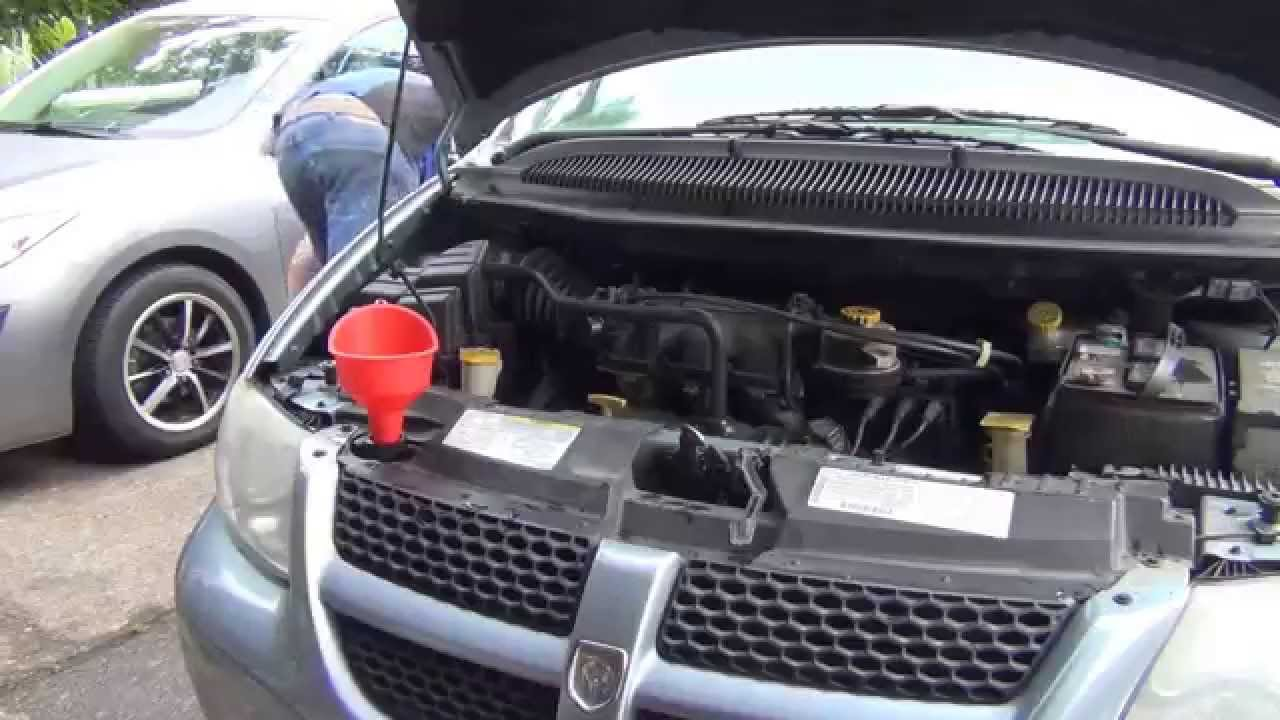 small resolution of dodge caravan transmission pump