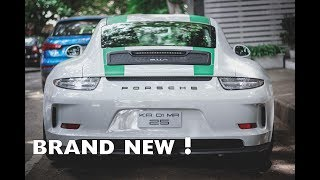 Porsche 911R in India | Only 991 cars in the World | Bangalore #147