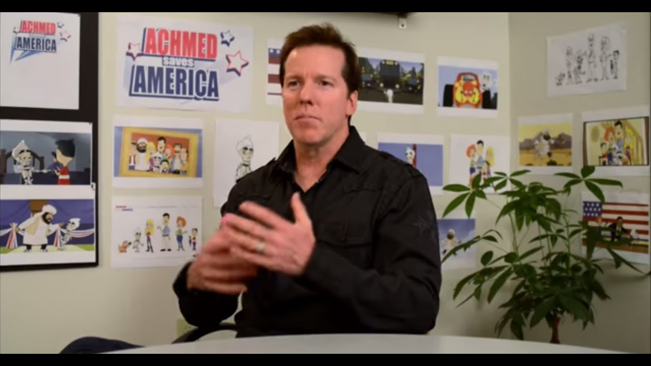 Download Achmed Saves America - Behind the Scenes  | JEFF DUNHAM