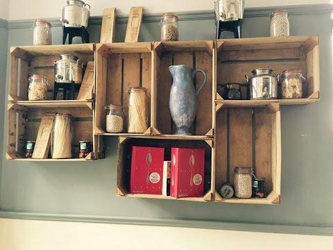 Wood Box Creative DIY Ideas 2017