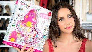 Çocuk Ürünleri Ile Makyaj   Kids Makeup Challenge