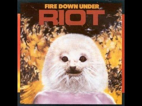 Riot-Fire Down Under (1981) (Full Album)