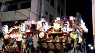 熊谷うちわ祭(2010年7月21日撮影) http://suriganenohibiki.we...