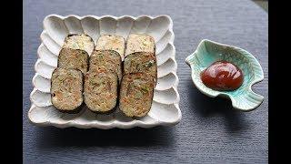참치밥전김밥 지글지글 참치밥전을 김밥으로 직장인 도시락…