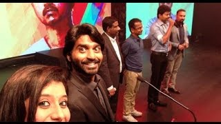 Ilayathalapathy Vijay Speech at 'Kaththi' Audio Launch | Samantha, Sathish Interview