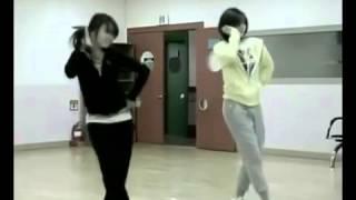 T-ara BUBI BUBI CF Drama EunJung Cut
