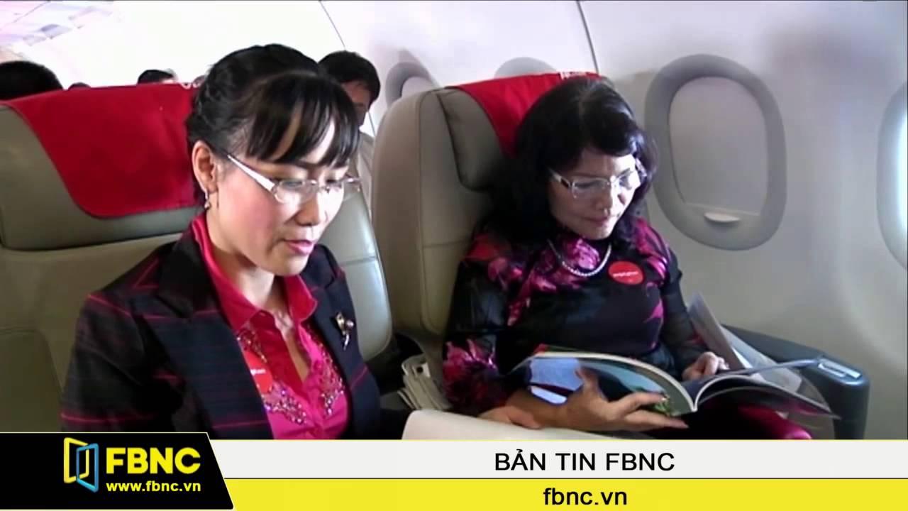 FBNC – Vietjet Air mua 30 máy bay Airbus trị giá 3,6 tỉ USD