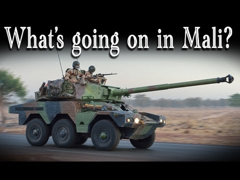 Thumbnail: What's Going On In Mali?