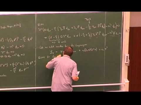 Martin Ammon - Introduction to Higher Spin Gravity, part 1
