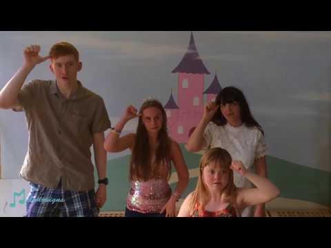 Shake It Off (Taylor Swift) - Makaton Sign Language