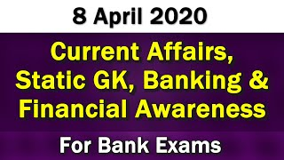 This is our new series on banking and financial awareness, static gk, current affairs 2020. now you can prepare for bank exam sitting at home with da...