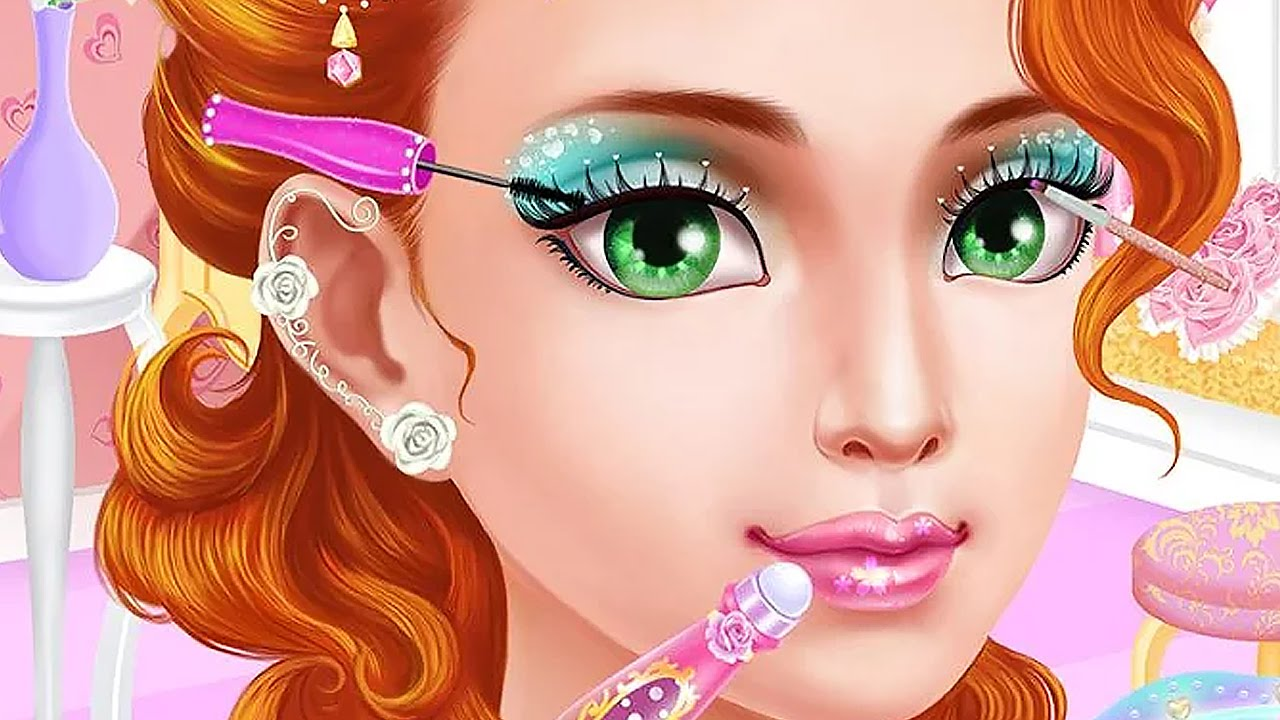 wedding makeup salon-girl game - kids gameplay android