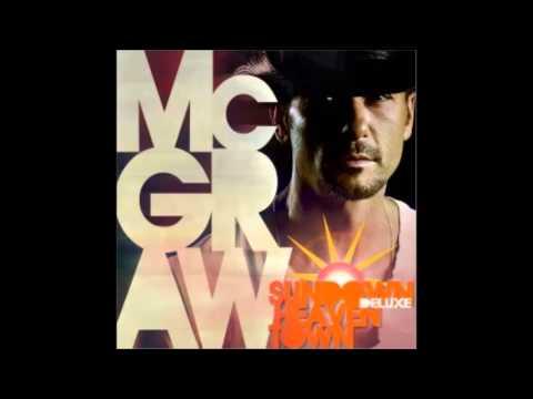 Tim Mcgraw Interview - Sundown Heaven Town