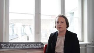 Carla Arend on Achieving Success with Cloud and Digital Transformation