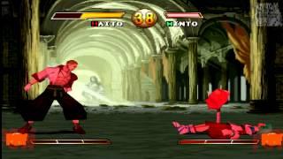 Samurai Shodown: Warriors Rage Gameplay Story Mode (PlayStation,PSX)