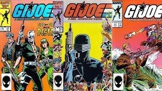 G.I. Joe Comics 51 -- 60 (Marvel 1982-1994) review