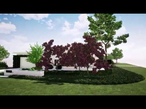 Dalkeith landscape design with Giorgi Architects & Builders tristanpeirce Landscape Architecture
