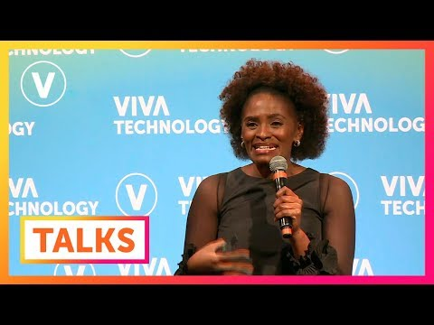 VivaTech 2019: The Africa of 2025 with Nunu Ntshingila, Head of ...