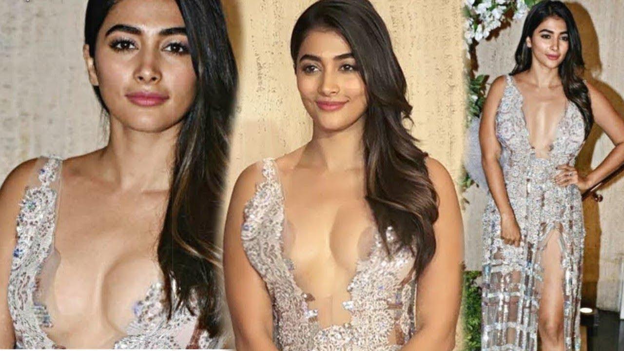 Download పూజ హెగ్డే ని చూస్తే తట్టుకోలేరు || Heroine Pooja Hegde Looks Super Cool In 0pen Dress || NSE