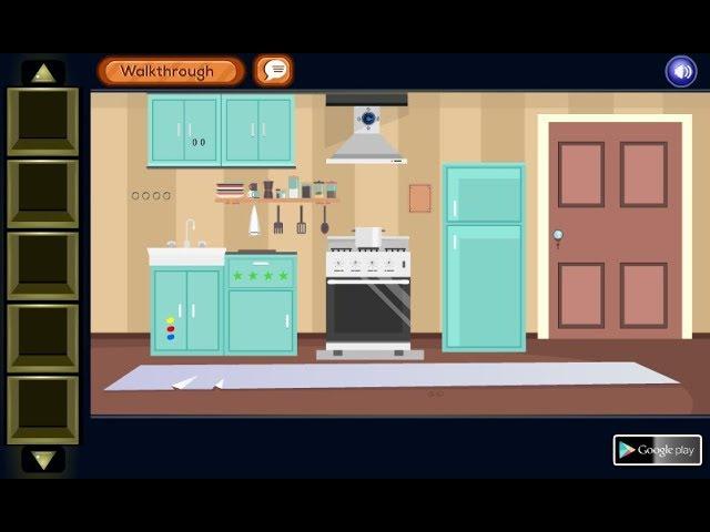 Gfg Kitchen Door Escape Walkthrough Geniefungames Youtube