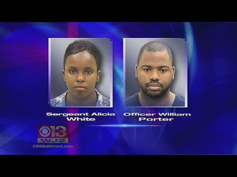Two Officers In Freddie Gray Case Sue  Baltimore State's Attorney Marilyn Mosby