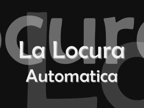 La locura automática - La secta (letra)