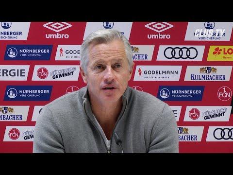 Die PK mit Jens Keller | VfB Stuttgart - 1. FC Nürnberg