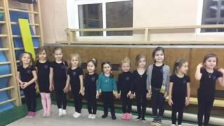 видео Школа художественной гимнастики в Москве